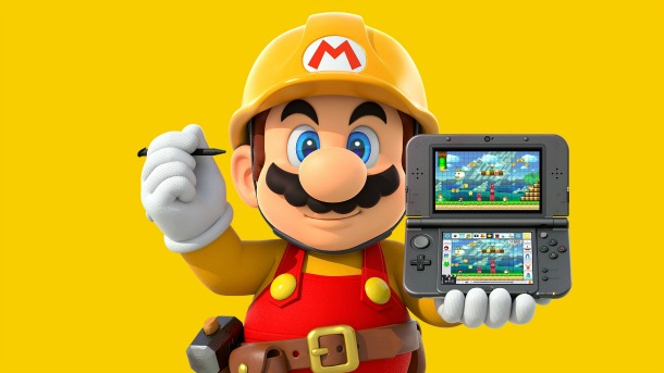 Modojo | See Super Mario Maker for Nintendo 3DS in Action